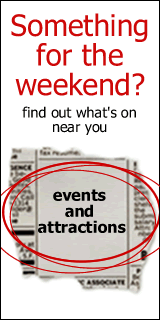 Links to information about events in the District - click the banner to find out more