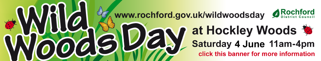 Wild Woods Day - click this banner for more information