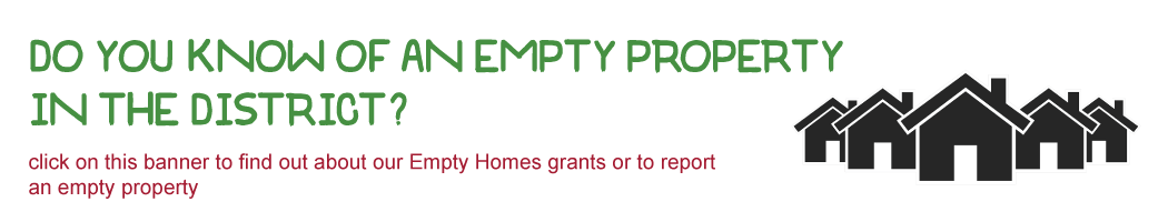 report an empty properties - click on the banner