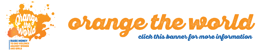 Orange the world - click this banner for more information
