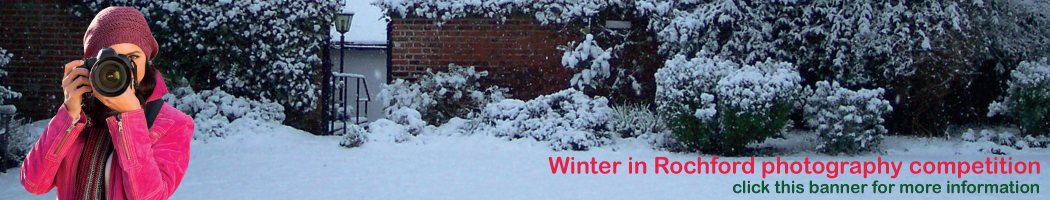 Winter in Rochford photgraphy competition - click this banner for more information