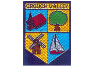 Crouch Valley Scouts logo